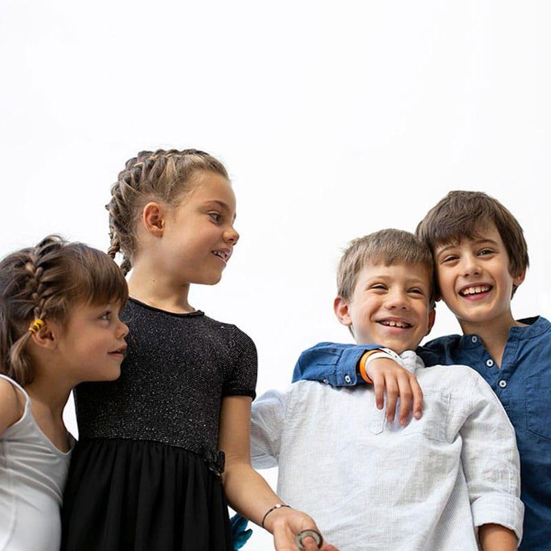Les Polinsons - Un encadrement de qualité qui place l'enfant au cœur du programme pédagogique