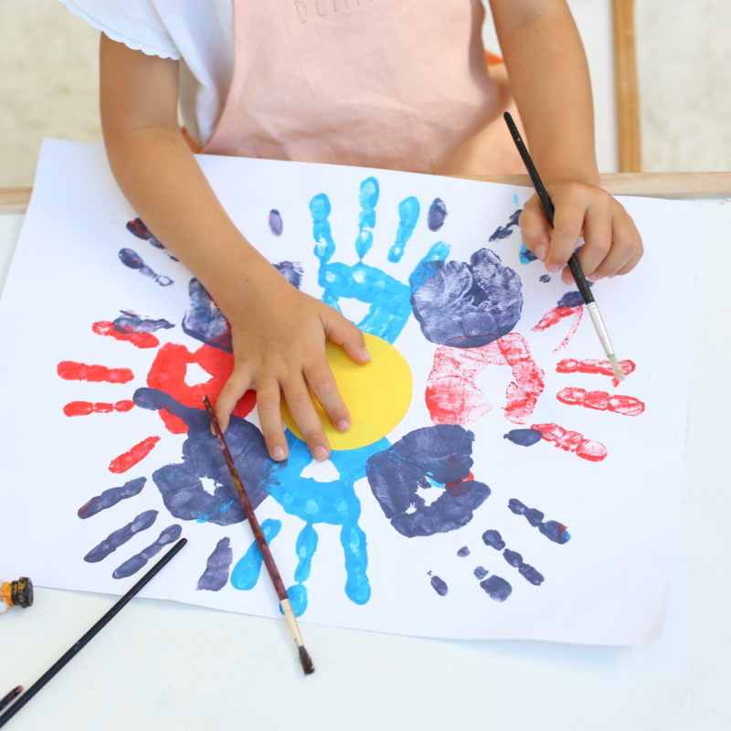 Les Polinsons - Stage «Jouons avec l'Art»