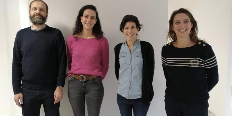 Les Polisons - Pascal, Charlotte, Pauline et Elodie...