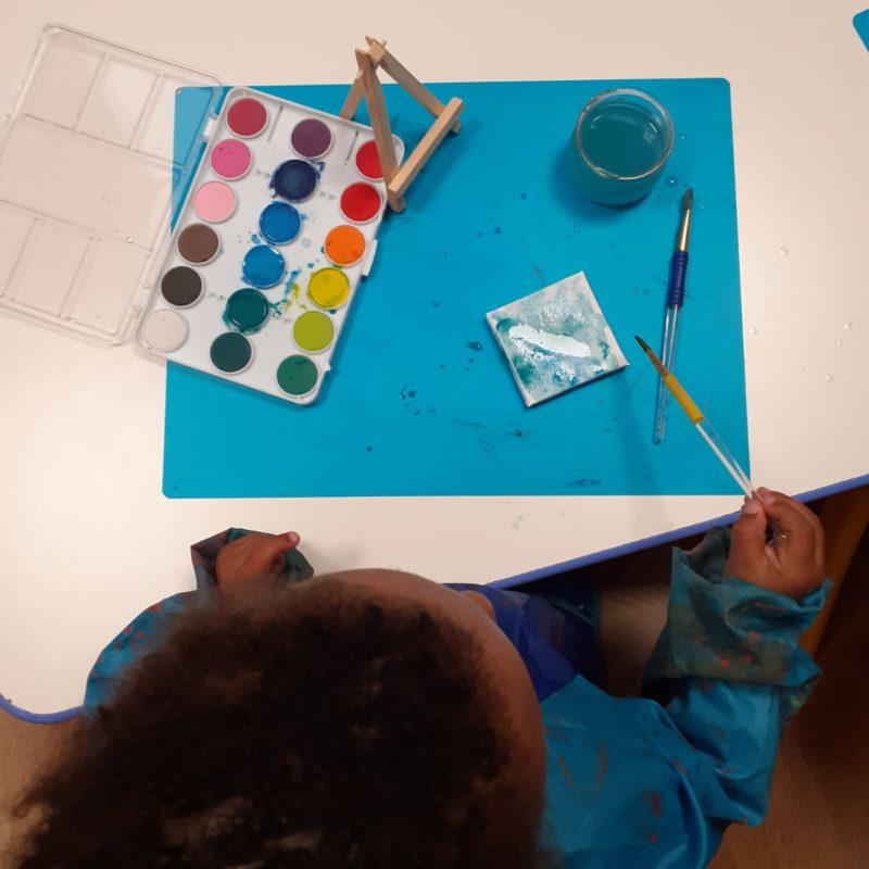 Les Polinsons - Éveil à l'art de 18 mois à 3 ans