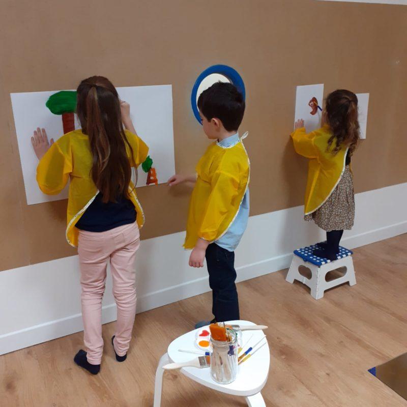 Les Polinsons - L'Atelier des artistes