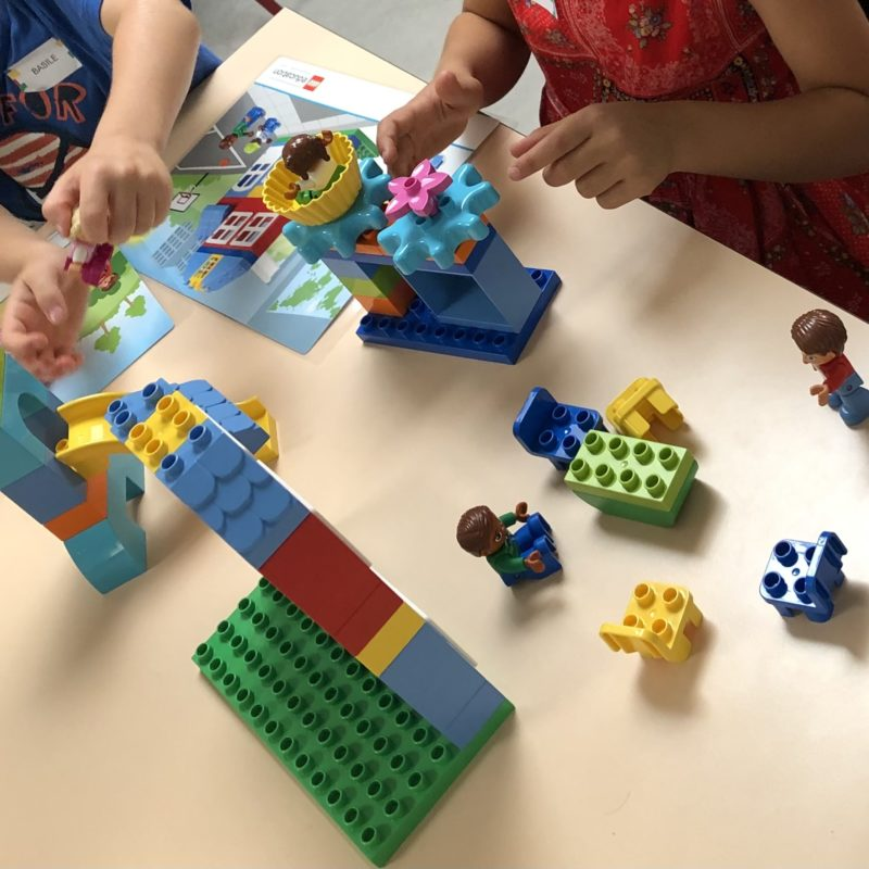 Les Polinsons - Atelier LEGO® Education – Baby Builders