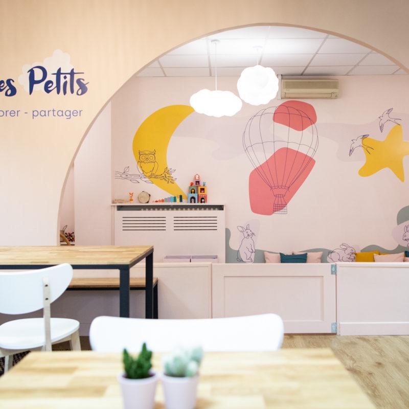 Les Polinsons - L'Abri des petits