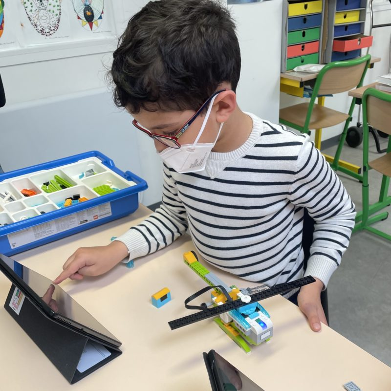 Les Polinsons - Atelier LEGO® Education – Mini Builders