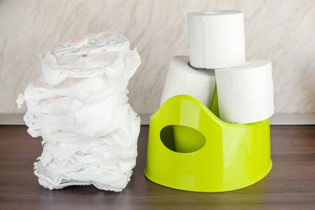 Les Polinsons - «Acquisition de la propreté»