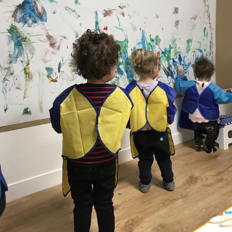 Les Polinsons - Les petits artistes 2