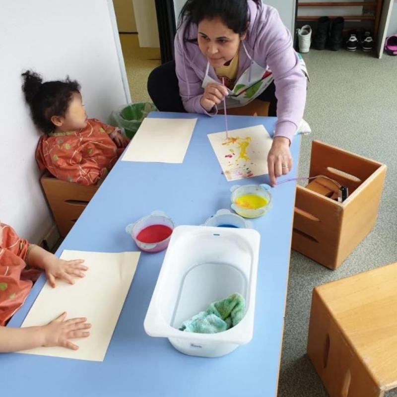 Les Polinsons - Préscolarisation inspiration Montessori (nés en 2019)