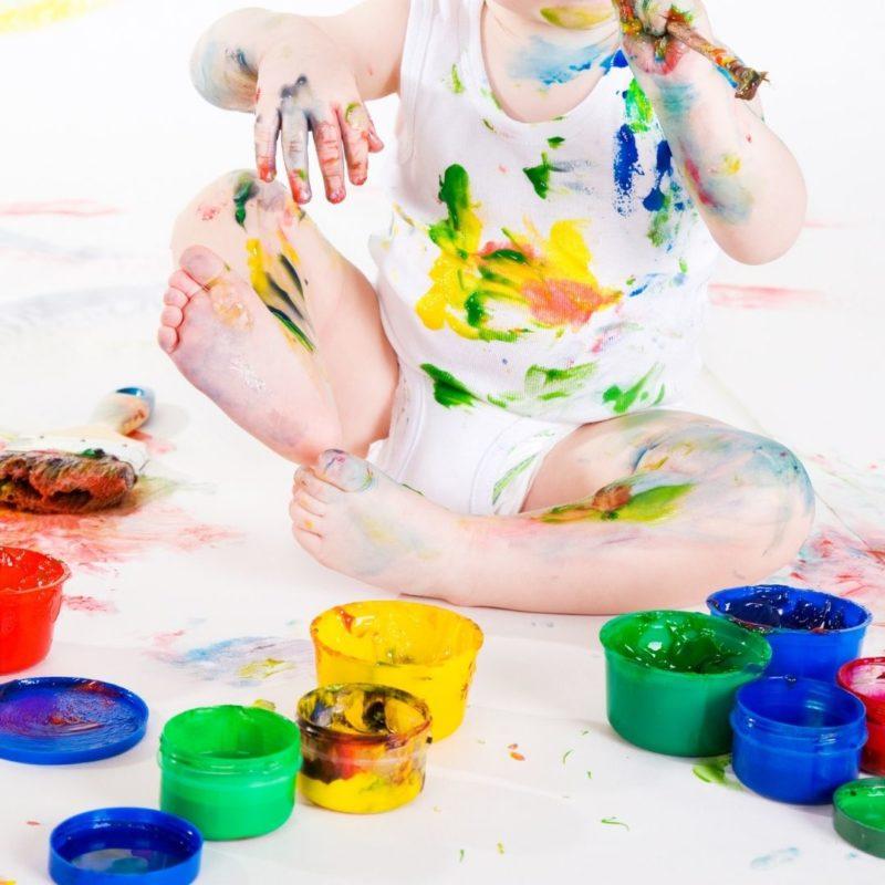 Les Polinsons - Bébé Art