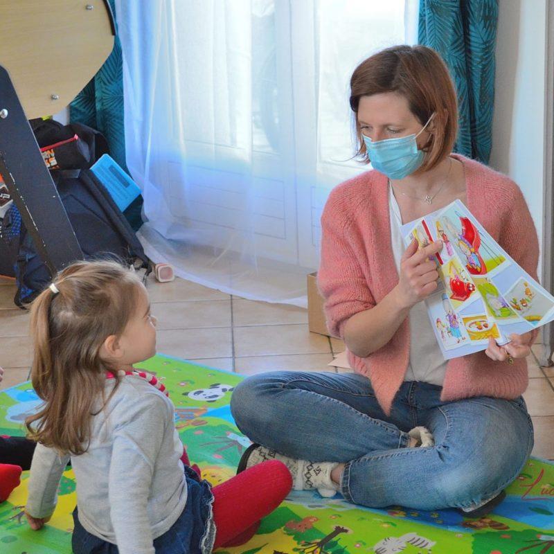 Les Polinsons - Eveil à l'anglais des 1-3 ans