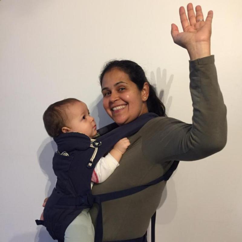Les Polinsons - Danse avec bébé