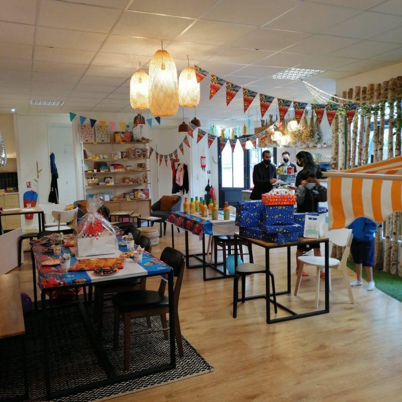 Les Polinsons -  Privatisation de nos espaces pour vos événements familiaux ou professionnels