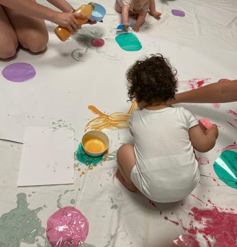Les Polinsons - Bébé Art 8-18 mois